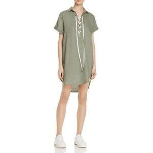 🆕Rails Rocky Lace Up Dress Sage